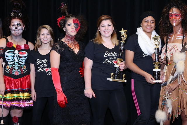 Cosmetology Avant Garde Competition