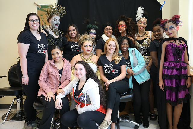 Cosmetology Avant Garde Competition Southeastern Regional - Avant-garde-makeup-themes