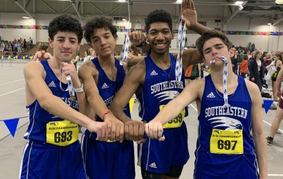 Indoor Track and Field Division 3 Championship Meet