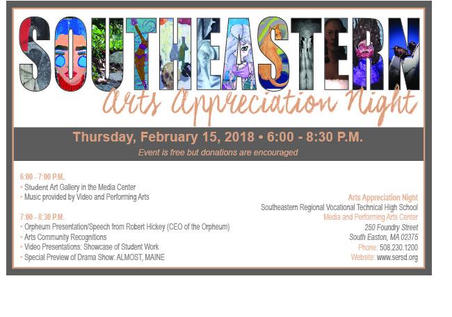 Arts Appreciation Night