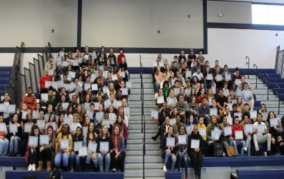 Southeastern Celebrates Class of '20 High Honors and Recipients of the John and Abigail Adams Scholarship
