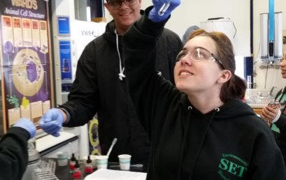 Southeastern Receives STEM Career Pathway Capacity Grant for New Laboratory