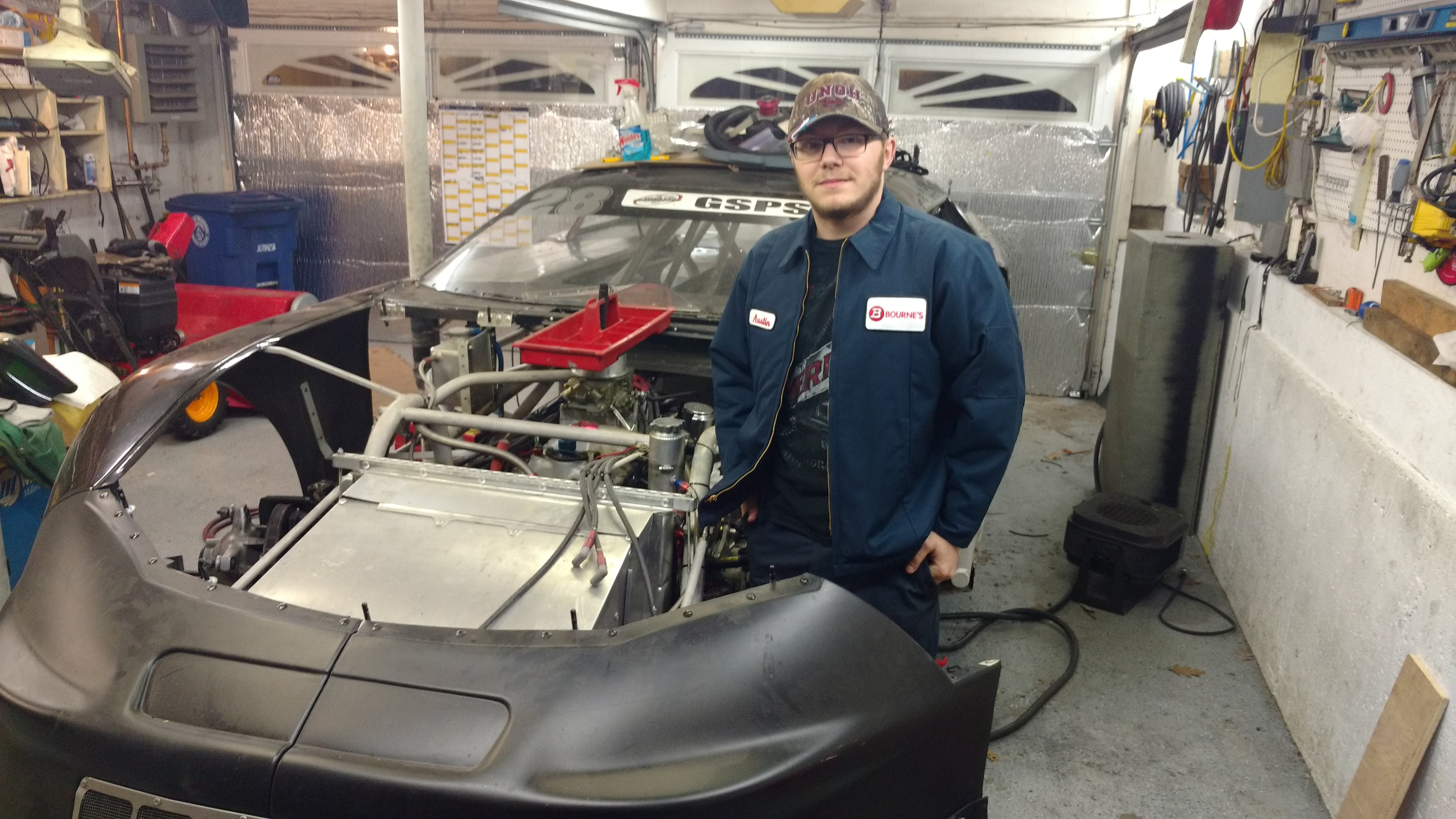 Car Racing Enthusiast Receives Scholarship for Exceptional Knowledge
