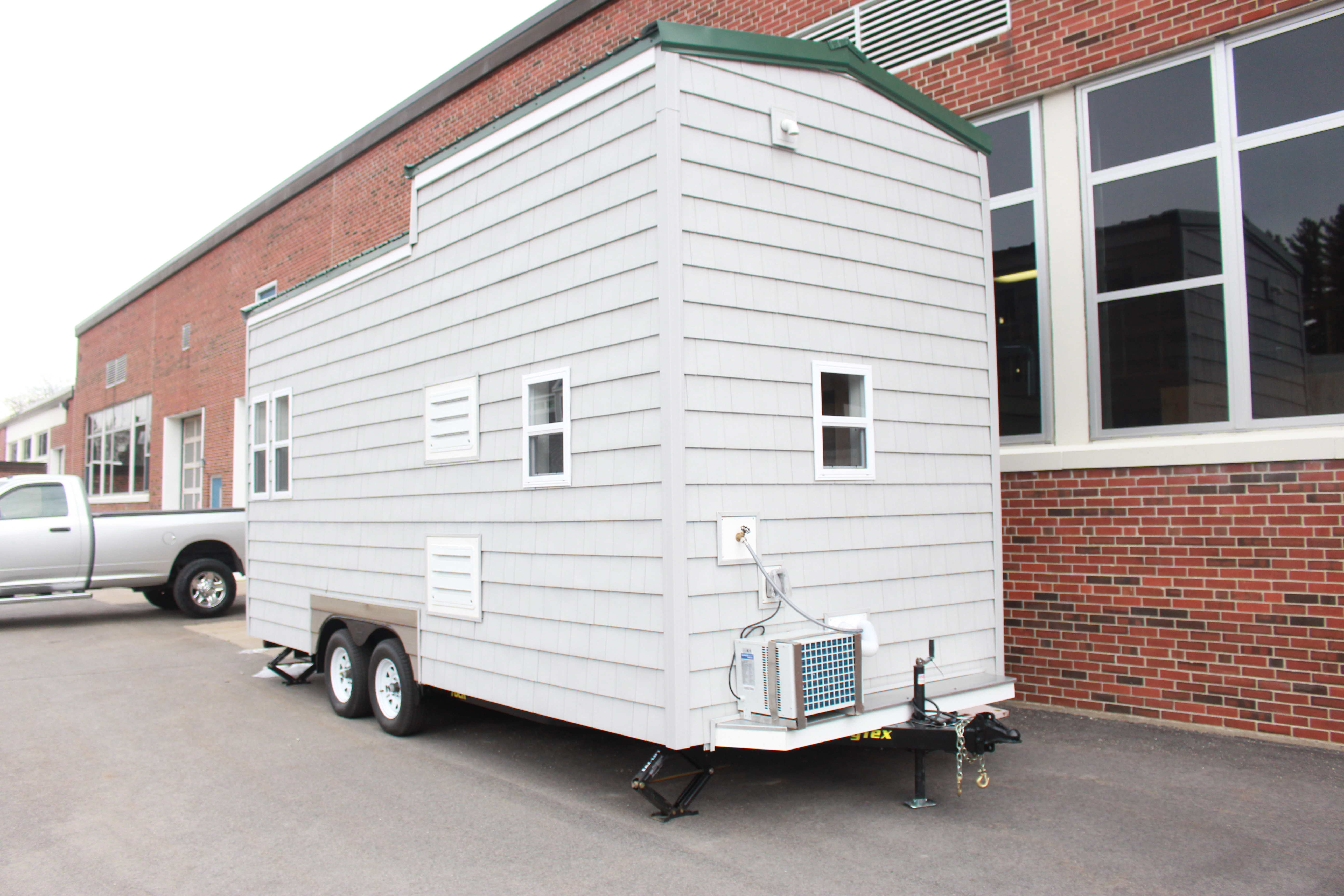 "Southeastern Holds Raffle for its First ""Tiny House"""