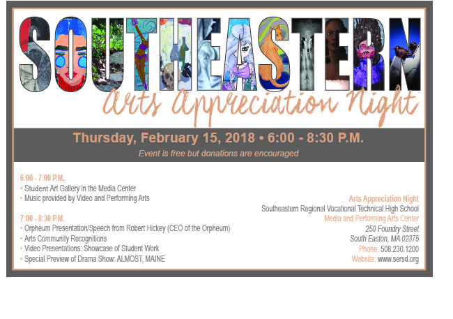 Arts Appreciation Night