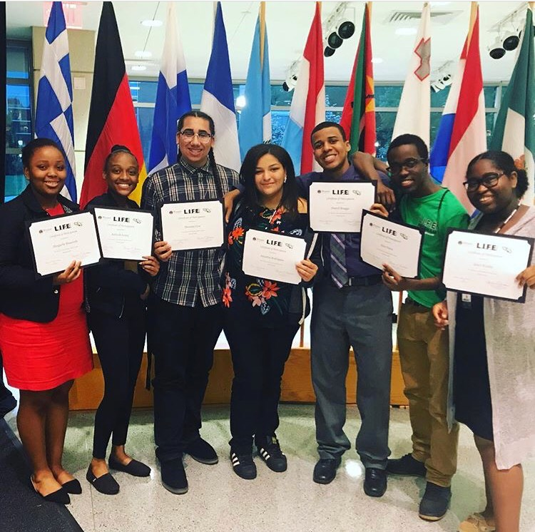 Southeastern Students Participate in Leadership & International Affairs Program at Bryant University