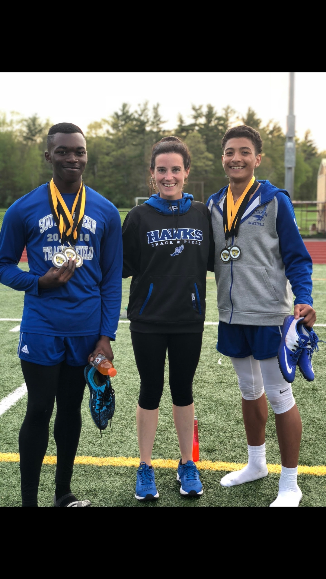 Southeastern Runners and Coach Receive Awards and Recognition for Top Performances