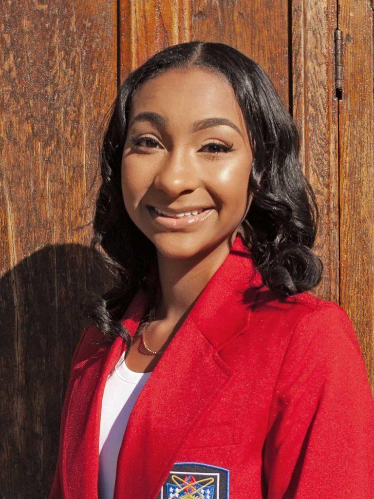 SOUTHEASTERN'S STUDENT SPOTLIGHT–Aliyana Martin of Brockton, SkillsUSA National Officer