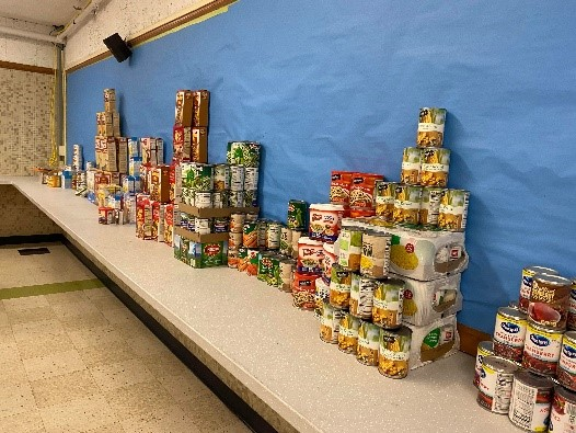 SERSD PROVIDES THANKSGIVING FEASTS FOR FAMILIES IN NEED